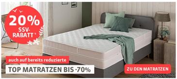 Bild zu Schlafwelt.de: 20% Extra-Rabatt auf Alles