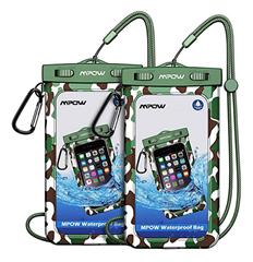 Bild zu Mpow IPX8 Wasserdichte Smartphone Hülle (2 Stück) für 4,69€