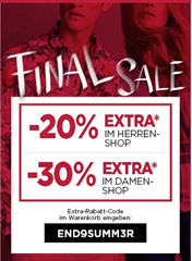 Bild zu Eterna: 30% Extra Rabatt im Damen Sale oder 20% Extra Rabatt im Herren Sale