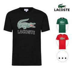 Bild zu Lacoste Herren T-Shirt mit großem Brustlogo für je 25,90€ (Vergleich: 34,61€)