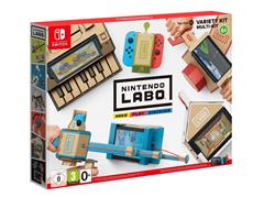 Bild zu Saturn Entertainment Weekend Deals, z. B. Nintendo Labo – 01 Multi Set – Nintendo Switch für 20€