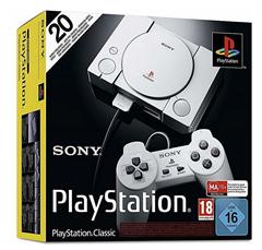 Bild zu Sony PlayStation Classic Konsole für 25,95€ inklusive Versand (Vergleich: 39,99€)