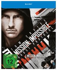 Bild zu Mission: Impossible 4 – Phantom Protokoll Limitiertes Steelbook – (Blu-ray) für 6,99€ (Vergleich: 14,11€)