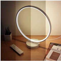 Bild zu AUKEY Tischlampe (dimmbares Auralicht, Fernbedienung, 6 Lichtmodi, 4 Lichtgeschwindigkeiten und Memory-Funktion) für 39,99€