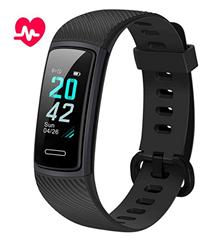 Bild zu IceFox Fitness Aktivitätstracker mit vielen Funktionen (IP67, Bluetooth) für 14,99€