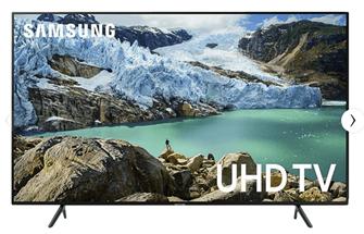 Bild zu SAMSUNG UE 58 RU 7179 UXZG LED TV (Flat, 58 Zoll/146 cm, UHD 4K, SMART TV) für 599€ (VG: 664,95€)