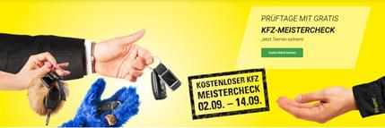 Bild zu Vergölst Servicewochen – GRATIS Meister-Check vom 02.09. bis 14.09.