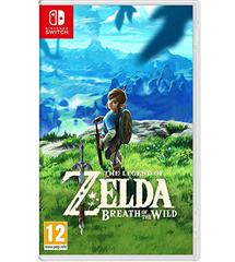Bild zu The Legend of Zelda: Breath of the Wild – Nintendo Switch für 42,05€