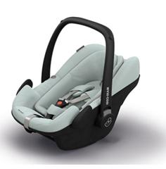 Bild zu MAXI-COSI Babyschale Pebble Plus (I-size) Grey (Q-Design) für 157,42€ (Vergleich: 210€)
