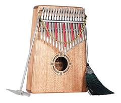Bild zu ammoon Kalimba (Fingerklavier mit 17 Tasten) für 18,99€