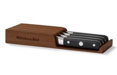 Bild zu KitchenAid Professionelle Steakmesser (4 Stück) für 65,90€ (Vergleich: 90,02€)