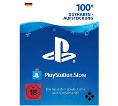 Bild zu 100€ Sony PSN PlayStation Network Guthaben für 81,37€