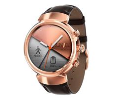 Bild zu ASUS ZenWatch 3 (WI503Q) Smartwatch in Roségold für 169€ (Vergleich: 215,48€)