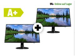 Bild zu 2 x den HP 24y 23.8 Zoll Full-HD Monitor (8 ms Reaktionszeit) für 149€
