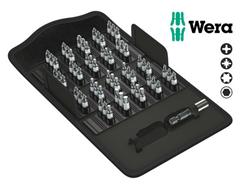 Bild zu Wera 61-teiliges Bit-Set (05057455001) für 25,90€ (Vergleich: 38,06€)