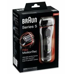 Bild zu Braun Series 5 elektrischer Rasierer 5030s für 58,19€ (Vergleich: 67,98€)