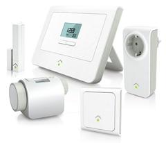 Bild zu innogy Smart Home Starterset Energie für 79€ (Vergleich: 119,99€)