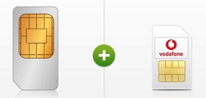 Bild zu [Knaller – nur bis 22 Uhr] Vodafone Datenkarte mit 16GB LTE Datenflat für rechnerisch 8,32€/Monat + 100€ Holidaycheck Gutschein