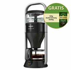 Bild zu Philips HD 5408/29 Café Gourmet Kaffeemaschine Filterkaffee + 500g Kaffeebohnen für 76,41€