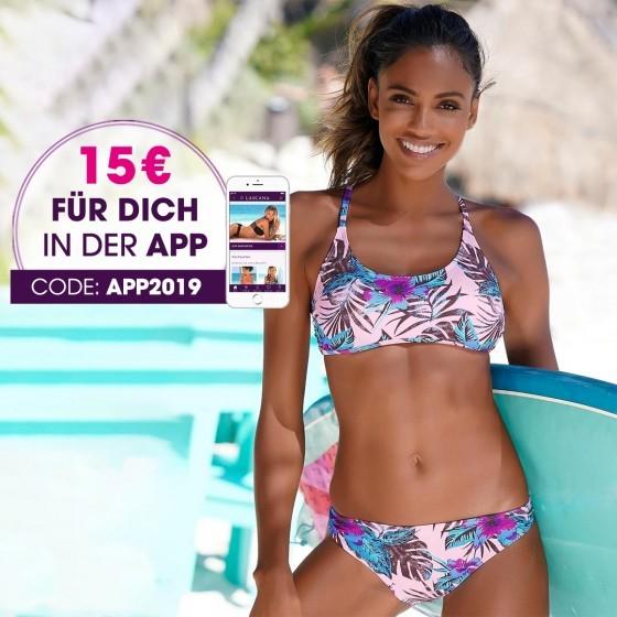 Bild zu Lascana: 15€ Rabatt auf Alles (Nur in der App)