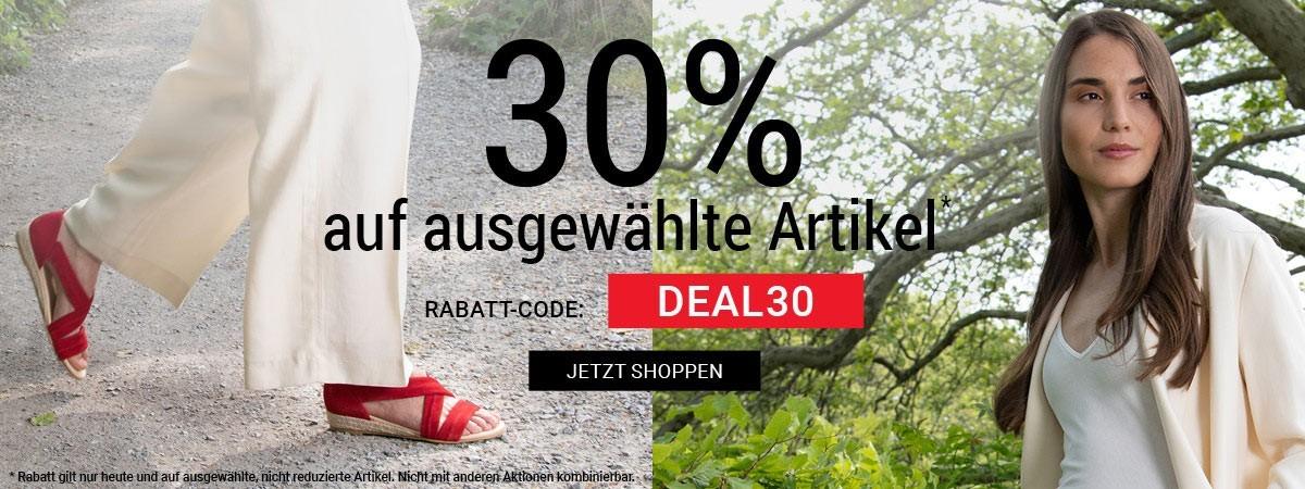 Bild zu Roland-Schuhe: 30% Rabatt auf ausgewählte Sommerschuhe