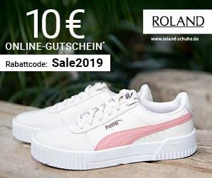 Bild zu Roland-Schuhe: 10€ Rabatt auf das gesamte Sortiment (ab 69€ MBW)