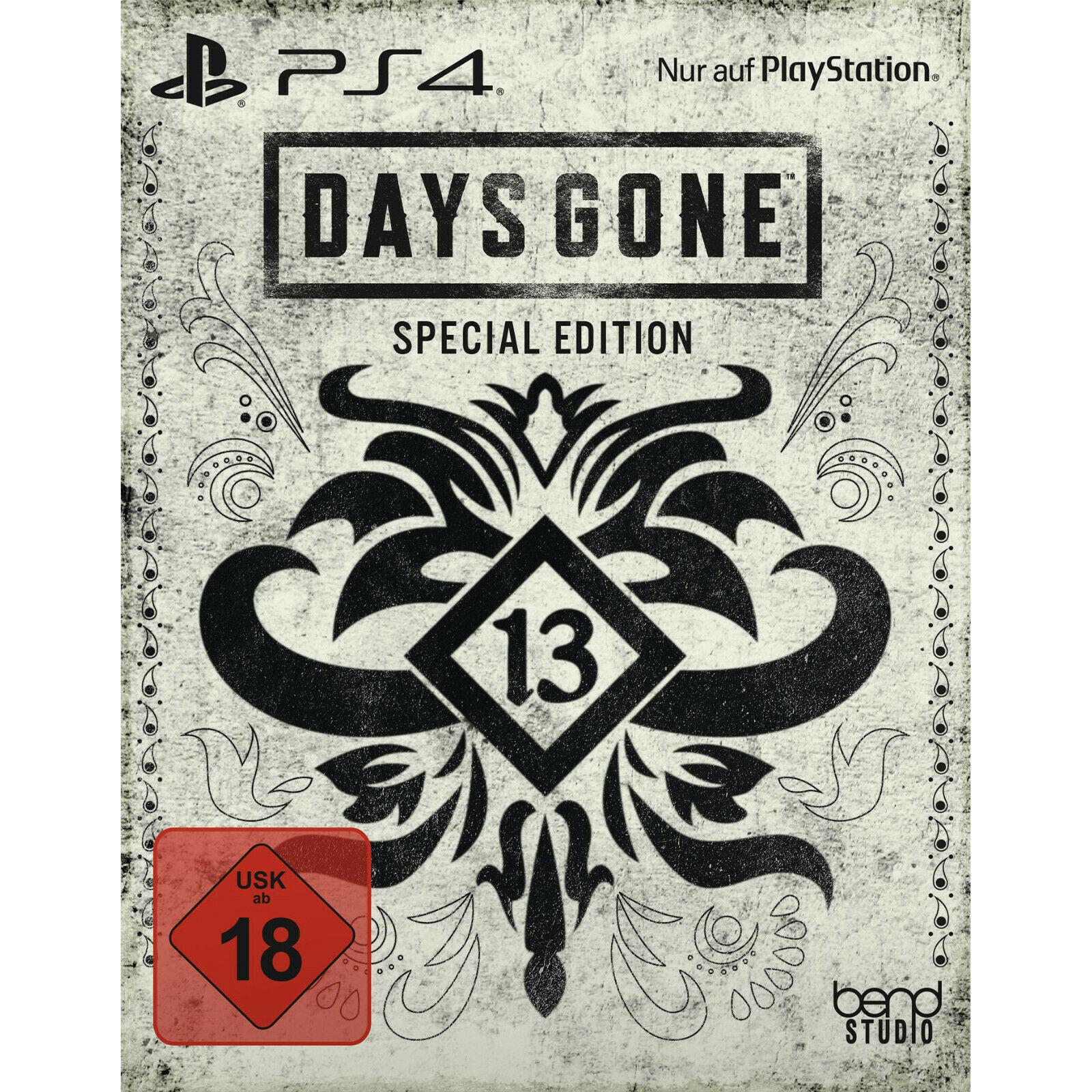 Bild zu Days Gone – Special Edition [PlayStation 4] für 39€ (Vergleich: 59,94€)