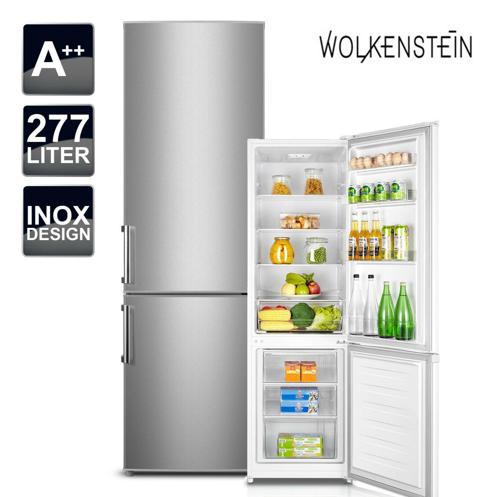 Bild zu Kühl-Gefrierkombination Wolkenstein KGK 180 für 279,90€ (Vergleich: 328€)