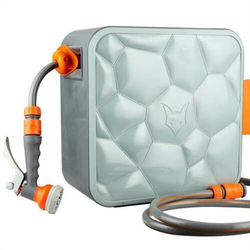 Bild zu Fuxtec automatischer Wasserschlauchaufroller FX-CU20 mit 20 m Wasserschlauch für 62,10€ (Vergleich: 75€)