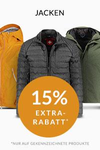 Bild zu [nur noch heute] Engelhorn: 15% Extra-Rabatt auf ausgewählte Jacken