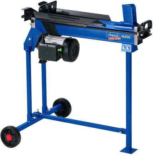 Bild zu Scheppach Holzspalter HL650 inklusive Untergestell für 198€ (Vergleich: 248€)