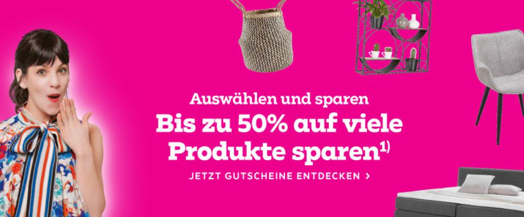 Bild zu Mömax: Bis zu 50% Rabatt auf viele ausgewählte Produkte