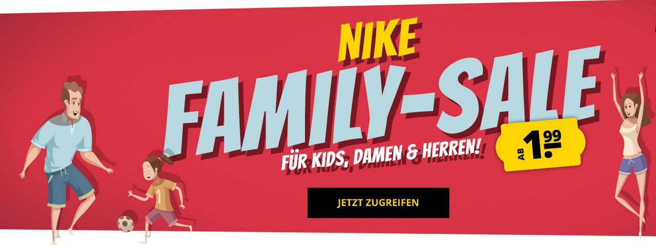 Bild zu SportSpar: Nike Samily-Sale mit bis zu 89% Rabatt, so Artikel bereits ab 1,99€