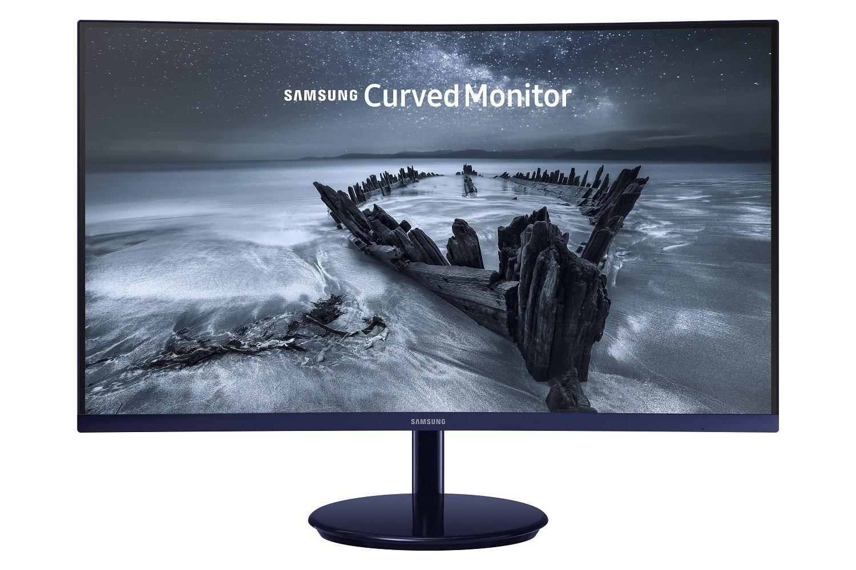 Bild zu 27 Zoll Curved Gaming-Monitor Samsung C27H580F für 189€ (Vergleich: 215,54€)