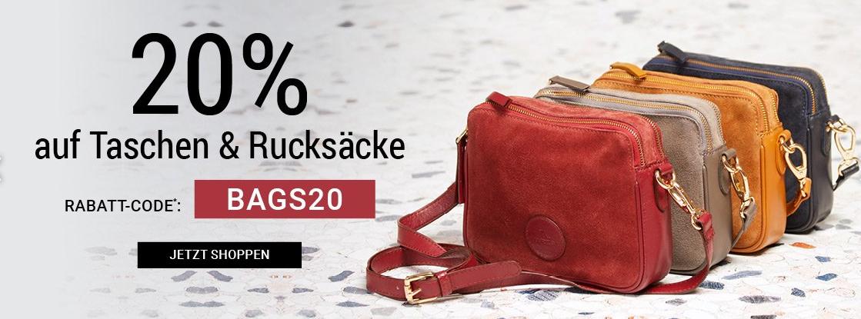 Bild zu Roland-Schuhe: 20% Rabatt auf Taschen und Rucksäcke