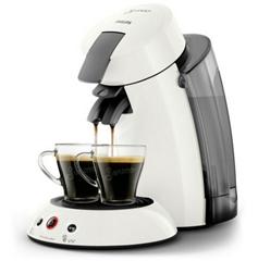 Bild zu PHILIPS Senseo Original XL HD6555/17 Kaffeepadmaschine für 49,99€ (Vergleich: 74,94€)