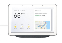 Bild zu Google Nest Hub – Smart Display mit Sprachsteuerung für 89€ (Vergleich: 105€)