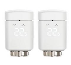 Bild zu Doppelpack Elgato Eve Thermo für Apple HomeKit für 69€ (Vergleich: 95,80€)