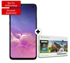 Bild zu SAMSUNG Galaxy S10e Dual-SIM & Microsoft Xbox One S – Anthem Bundle oder Fortnite Bundle für 79€ mit 10GB LTE Datenflat, SMS und Sprachflat im Vodafone Netz für 26,99€/Monat