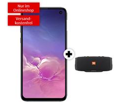 Bild zu SAMSUNG Galaxy S10e + JBL Charge 3 für 49€ mit Vodafone LTE Tarif (10GB LTE Datenflat, Allnet-Flat) für rechnerisch 21,99€/Monat