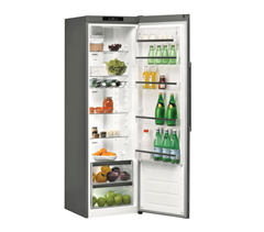 Bild zu Bauknecht KR 19G4 A2+ IN Kühlschrank – Edelstahl, A++ für 499€