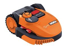 Bild zu WORX WR093S Landroid S Basic, Mähroboter, für bis zu 350 m² für 399,11€