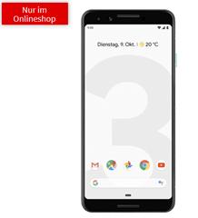 Bild zu GOOGLE Pixel 3 für 1€ mit 6GB LTE Telekom Datenflat sowie Sprachflat für 16,99€/Monat