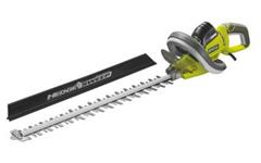Bild zu RYOBI Elektro-Heckenschere 650W (RHT6560RL) für 74,99€ (Vergleich: 100,39€)