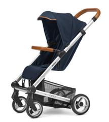 Bild zu mutsy Kinderwagen Nexo Blue Melange für 188,99€ (Vergleich: 269€)