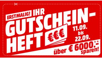 """Bild zu MediaMarkt """"Gutscheinheft"""" – verschiedene Produkte mit MediaMarkt Gutschein oder Geschenk, so z.B. AVM FRITZ!Box 7590 für 189€ + 20€ Gutschein"""