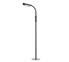 Bild zu VAVA Stehlampe mit Touch-Bedienung (5 Farbtemperaturen und 5 Helligkeitsstufen) für 53,54€