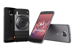 Bild zu MOTOROLA Moto Z2 Play Smartphone + MOTOROLA Moto Hasselblad True Zoom Kamera für 254,95€ (Vergleich: 420,90€)