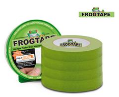 Bild zu 4 Rollen FrogTape (24 mm x 41,1 m) für 23,90€ (Vergleich: 31,96€)