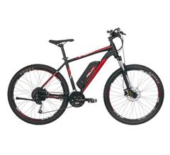 Bild zu [Bestpreis] FISCHER EM 1726 Mountainbike (27.5 Zoll, 48 cm, MTB Rahmen, 422 Wh, Signalschwarz Matt) für 869€ (Vergleich: 1.197,99€)